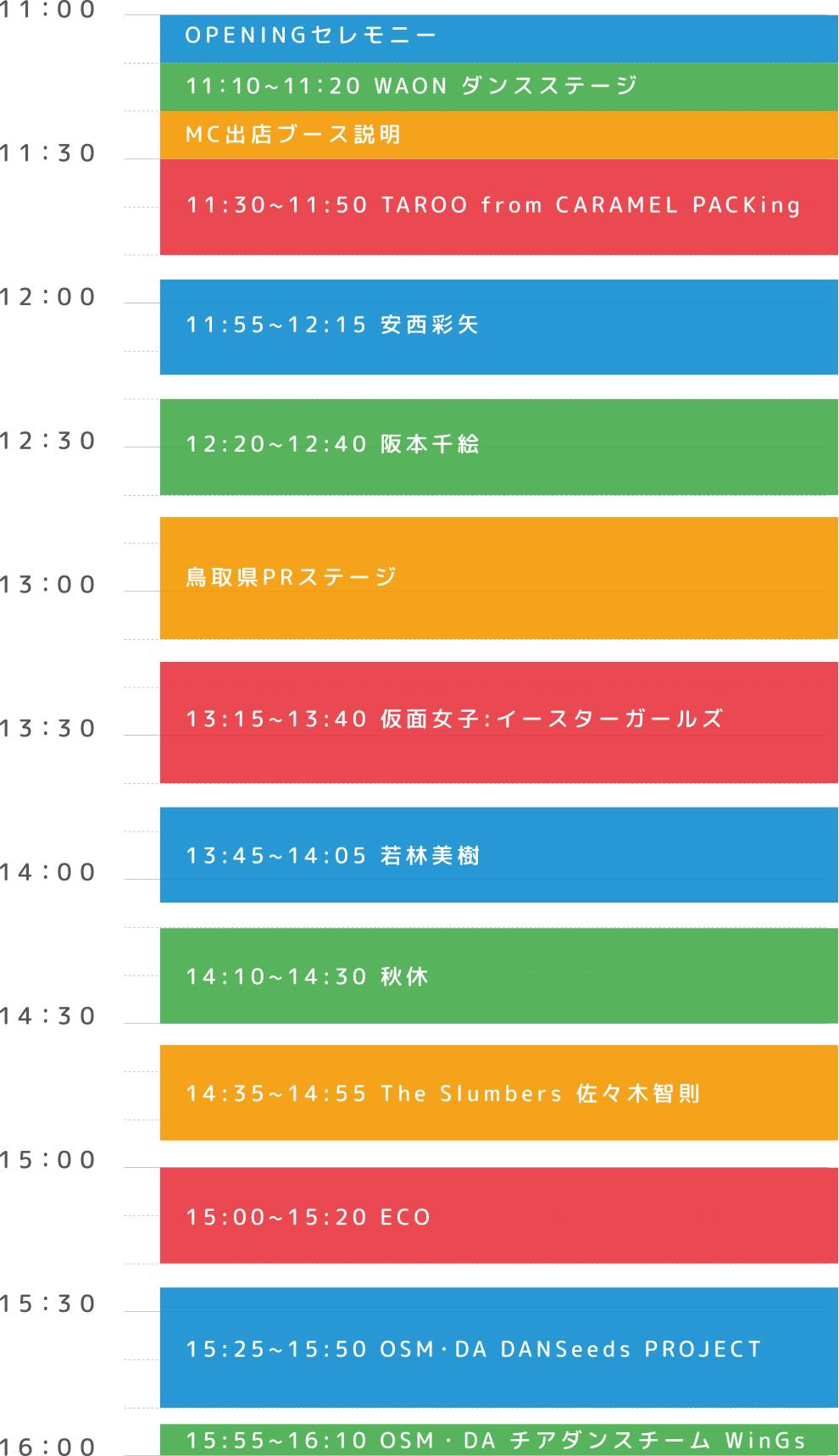 湊町ステージ プログラム 17日_1