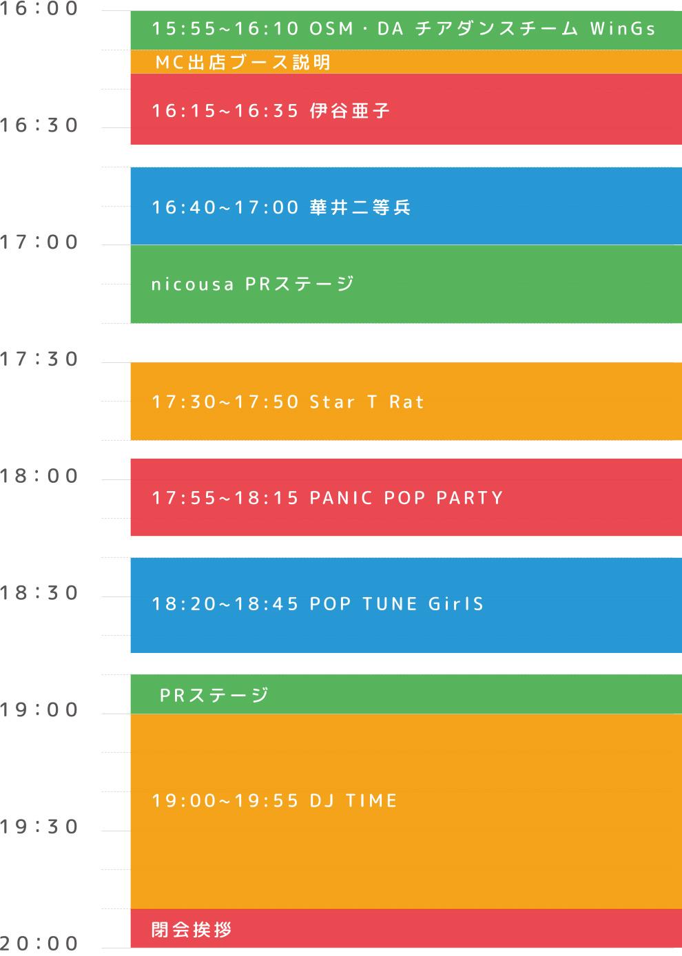湊町ステージ プログラム 17日_2